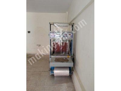 Gazipak Shring Paketleme Makinası