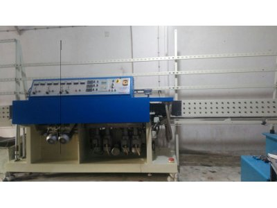 Satılık 2. El Rodaj  Makinesi Fiyatları  Rodaj  makinesi cam işleme  makinesi    bizote   forma