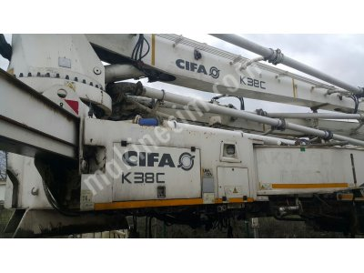 For Sale 2nd Hand used cifa 38 t concrete pump used concrete pump 38 mt cifa,second hand concrete pumps cifa 38,used cifa 38 concrete pump,second hand concrete pump cifa 38,