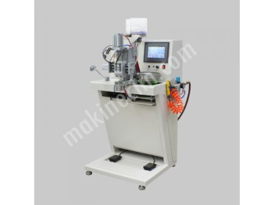 Çift Renkli İnci Çakma Makinesi