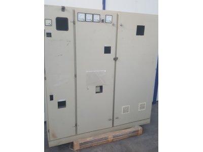 Satılık 2. El Alçak Gerilim Panosu (ag Panosu) Fiyatları Konya AG elektrik panosu