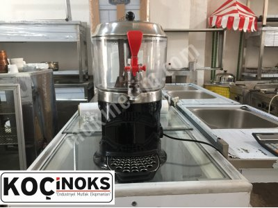 Satılık 2. El Salep ve sıcak çikolata makinesi Fiyatları  Satılık 2. El salep ve sıcak çikolata makinesi