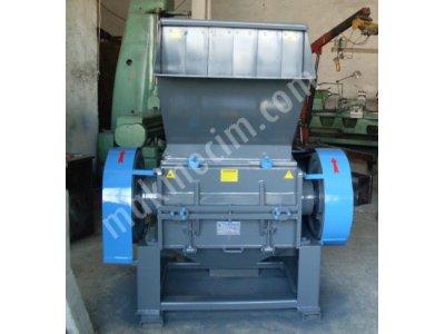 Plastik Kırma Makinaları 80 Lik