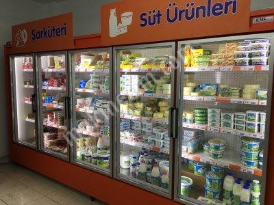 Satılık Sıfır Üflemeli Sütlük Dolabı Fiyatları Manisa sütlük,şişe soğutucu