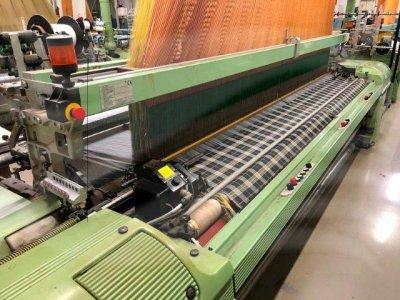 Satılık İkinci El 6001-8 X Somet Super Excel Rapier Jacquard Fiyatları Konya Weaving Machinery, Somet, Textile Machinery