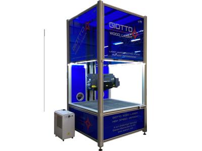 Satılık İkinci El 2017 Model Giotto Lazer Makinesi 140x140 Cm  150w Fiyatları İstanbul galvo, lazer, giotto