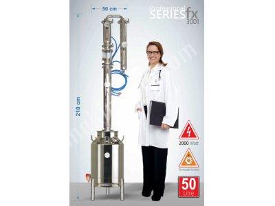 Satılık Sıfır TAM FABRİKASYON DAMITMA CİHAZI FX-3001 | İMBİK | 50 LİTRE Fiyatları Ankara imbik,damıtma,damıtma cihazı, bitkisel yağ,esansiyel yağ, bitki