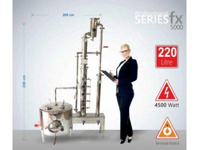 Satılık Sıfır TAM FABRİKASYON DAMITMA CİHAZI FX-5000 | İMBİK | 220 LİTRE Fiyatları Ankara imbik,damıtma,damıtma cihazı,bitkisel yağ, bitki,esansiyel yağ