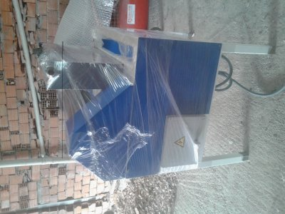 Satılık 2. El Streç Aktarma Makinesi Fiyatları İstanbul müminmutlu