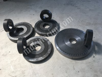 Pellet Machine Discs Ve Rollers
