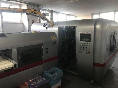 Satılık İkinci El 7 Renk Uv Bardak Baskı Makinası Fiyatları İstanbul bardak baskı makinesi cup printing machine direct print flekso baskı