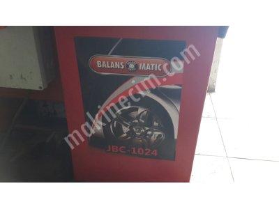 Satılık İkinci El 2.EL JANT DÜZELTME MAK. BALANS MATİK Fiyatları İzmir balans,matik,jant,jant düzeltme makinası araba araç servis ekipman