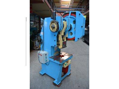 Satılık 2. El Eksantrik Pres 35 Tonluk Çelik Gövdeli Fiyatları  eksantrik, pres, çelik, gövde,
