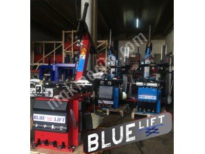 Satılık Sıfır PROFESYONEL SERİ BLUE LASTİK SÖKME TAKMA MAK. ROBOT KOLLU Fiyatları Bursa lastik sökme takma makinası, lastik sökme , lastik