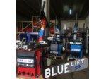 Profesyonel Seri Blue Lastik Sökme Takma Mak. Robot Kollu