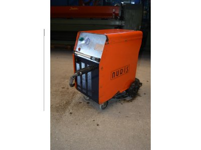 Nuriş 60'lık Plazma Kesim Makinesi