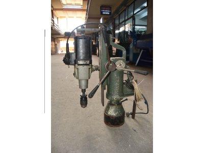 Satılık 2. El Manyetik Matkap Makinesi Fiyatları İstanbul masaüstü, manyetik, matkap,