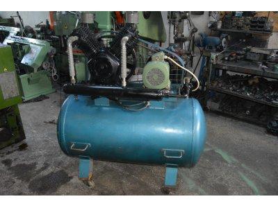 Satılık İkinci El 400 Litrelik Kompresör Makinesi Fiyatları İstanbul pistonlu, kompresör, hava,