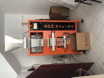 Satılık 2. El Stick Şeker Paketleme Makinası Fiyatları Isparta Şeker paketleme
