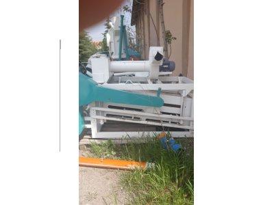 Satılık 2. El Selektör Makinesi Sıfır Ayarında Fiyatları Ankara TOHUM ELEME SELEKTÖR
