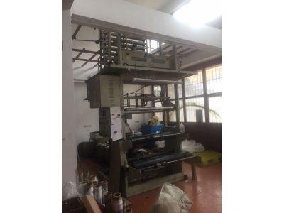 Satılık 2. El Satılık Poset Makınası Fiyatları Nevşehir poşet makinesi , milkovan, merdane,