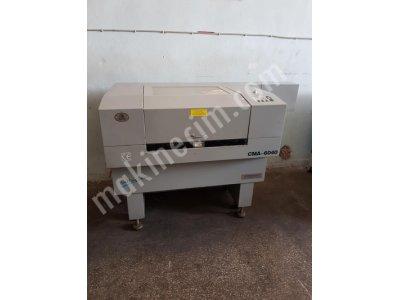 Satılık İkinci El 40x60 80w YUEMİNG MARKA LAZER SATILIKTIR Fiyatları Konya lazer,lazerkesim,lazermakinası,yueming