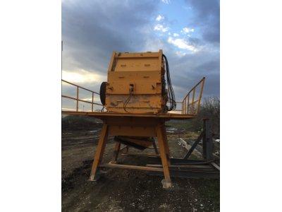 Satılık 2. El Çimenler Marka 135'lik Tersiyer Kırıcı Toz Makinası Fiyatları Konya Tersiyer toz makinası