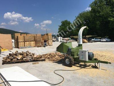 Dal, Odun Parçalama Makinesi