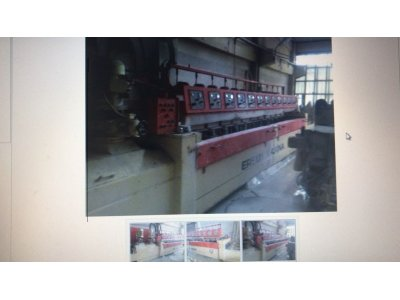 Satılık İkinci El Otomatik Mermer Silim Makinaso Fiyatları İstanbul Mermer silim