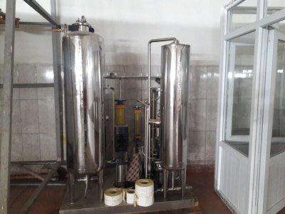 Satılık 2. El Gazlı İçeceklerde Gaz Dozajlama Makinesi Fiyatları Ankara Gaz Dozajlama Premix