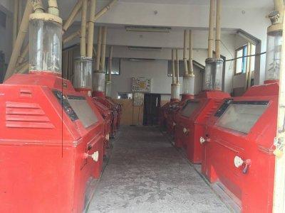 Satılık İkinci El Satılık Un Fabrikası Makinaları 5 Kat Ful Makine Dolu Fiyatları Konya Un Fabrikası , un değirmenş , satılık tesis