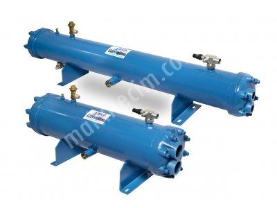 Gdk 6.125 35,5 Kw Shell & Tube Kondanser
