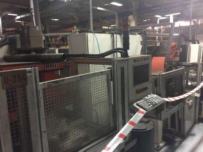 Satılık İkinci El Messmatıc Frezeli - Matkaplı Balans Makinası Fiyatları  BALANCE,BALANS