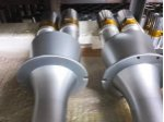 ultrasonik  bosster 15 KHz cift convertörlü