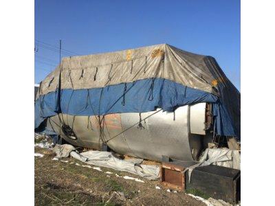 Satılık 2. El Doğalgazlı Buhar Kazanı Fiyatları  BUHAR KAZANI