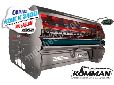 Satılık Sıfır Atak K 2400 Otomatik Halı Yıkama Makinası Fiyatları İzmir otomatik halı yıkama makinası, full otomatik halı yıkama makinası, tam otomatik halı yıkama makinası,otomatik halı yıkama makinesi