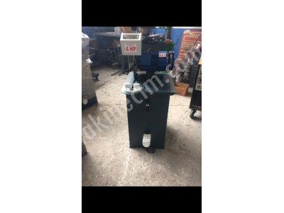 Satılık Sıfır Pvc Destek Sacı Kesim Makinası Teknik Makinadan Fiyatları Bursa pvc makinaları , alüminyum kesim makinası , alüminyum doğrama makinaları