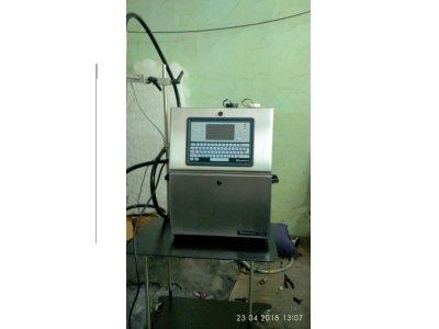 Satılık İkinci El Videojet Tarih Kodlama Makinesi(ink Jet) Fiyatları İstanbul VİDEOJET