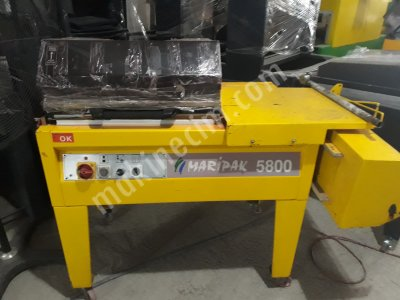 Maripak 5800 Model Shrink Makınesi