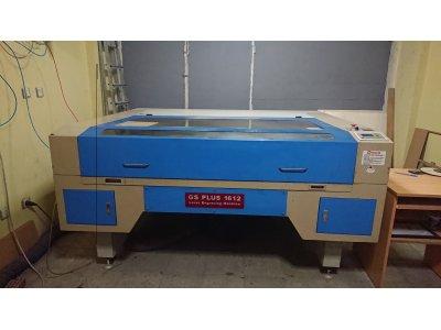Satılık 2. El Lazer Kesim Makinası 160x120 - 80w Fiyatları İstanbul lazer kesim makinası