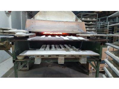 Satılık İkinci El Roller 22 M. Seramik Fırını Fiyatları Bursa tünel seramik fırını, seramik roller fırın, seramik fırını