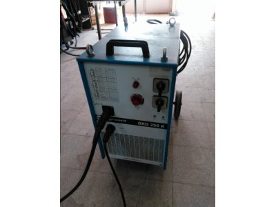 Satılık 2. El Oerlikon Gkg 250k Gaz Altı Kaynak Makinası Fiyatları İstanbul Oerlikon Gaz Altı Kaynak Makinası GKG 250 K