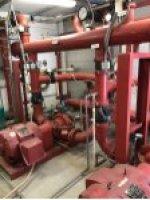 Yangın Pompası Fm-Ul Sertifikalı 2 El Pano Kollektör Komple Sistem