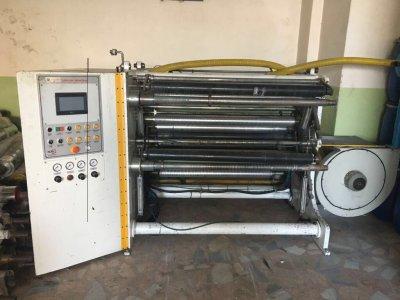 Satılık İkinci El 1300 Mm Bobin Dilimleme Makinesi Fiyatları İstanbul opp , kağıt , ambalaj , bobin , dilimleme , kesme , matbaa