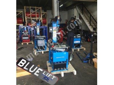 Satılık Sıfır BLUE LASTİK SÖKME TAKMA MAK. ROBOT KOLLU PROFESYONEL SERİ Fiyatları İzmir lastik,lastik sökme takma,makinası,lastiksökmetakma