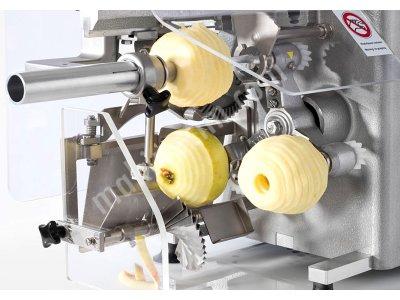Satılık Sıfır Elma Soyma ve Dilimleme Makinesi Fiyatları Ankara elma, soyma, dilimleme, bölme, halka kesme, göbek çıkarma, meyve kurutma, meyve, kurutma, elma soyma makinesi, elma dilimleme makinesi