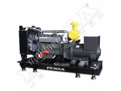 Rıcardo 400 Kva Dizel Otomatik Ve Manual Jeneratör Monofaze/ Trifaze