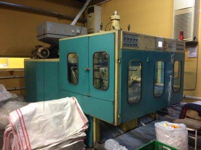 Satılık İkinci El Çft Mengene Şişirme Makinesi Fiyatları İstanbul şişirme,çift mengene,parizyon yok,