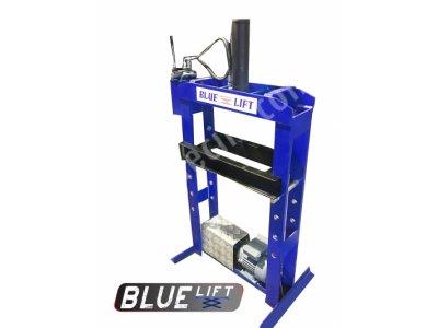 Hidrolik Motorlu Press 30Ton Tamirciler İçin En İdeali Garantili
