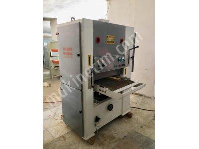 Kalibre Zımpara Makinası 65 Lik Otomatik Tabla İthal